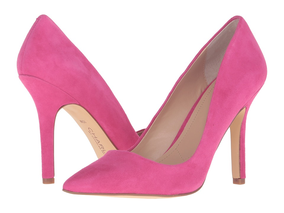 Charles by Charles David - Sweetness (Fuchsia Suede) Women's Shoes