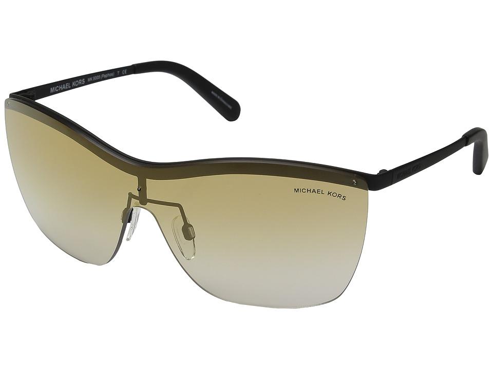 Michael Kors - 0MK5005 (Black Soft Touch) Fashion Sunglasses