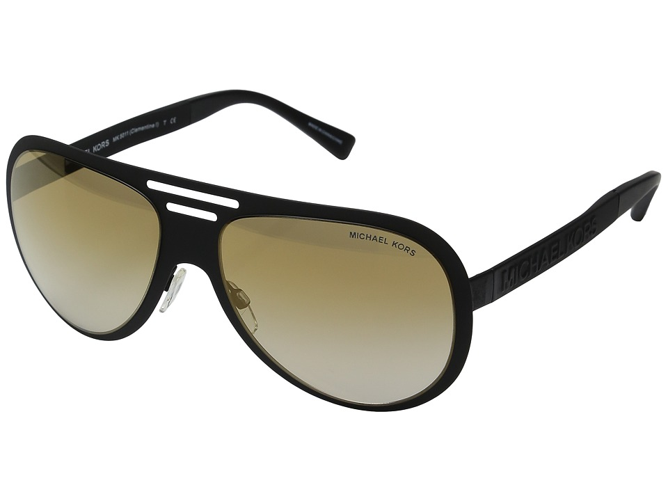 Michael Kors - 0MK5011 (Black Soft Touch) Fashion Sunglasses