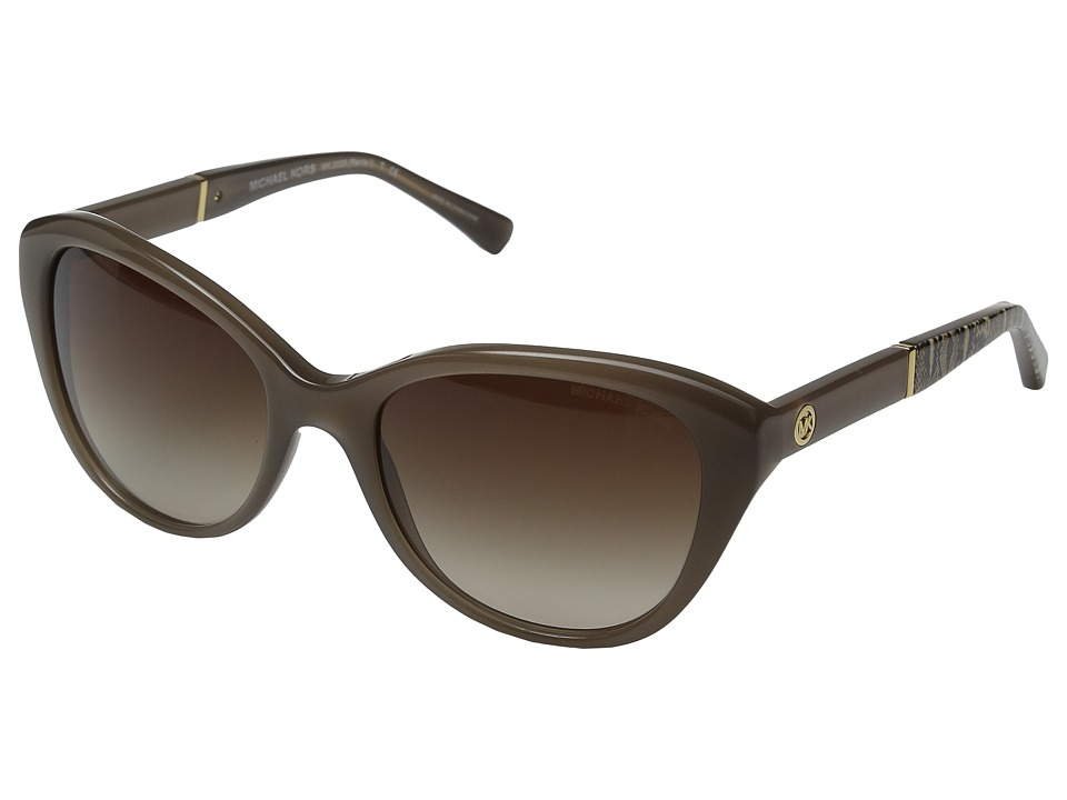 Michael Kors - 0MK2025 (Clay/Natural Python) Fashion Sunglasses