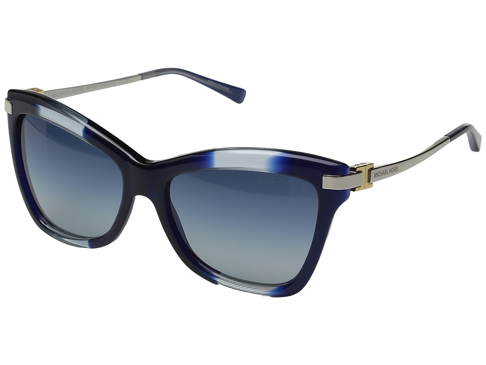 Michael Kors - 0MK2027 (Blue Gradient) Fashion Sunglasses