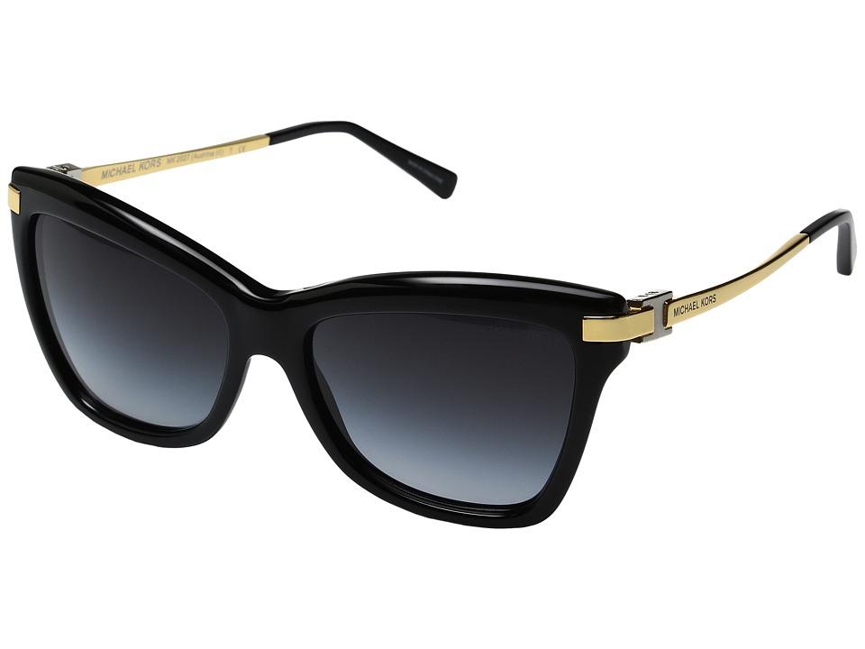 Michael Kors - 0MK2027 (Black) Fashion Sunglasses