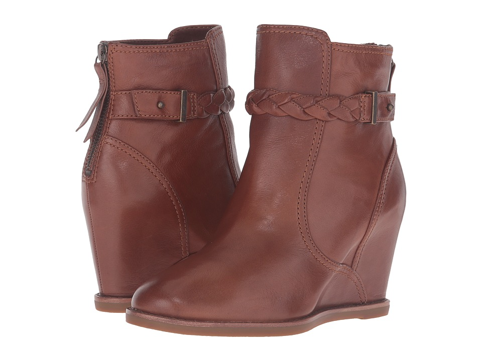 Johnston & Murphy - Regan (Teak) Women's Boots