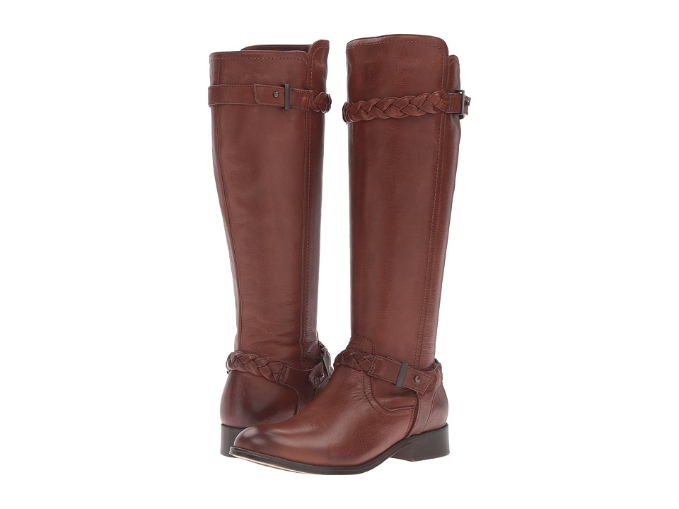 Johnston & Murphy - Laura (Teak) Women's Boots