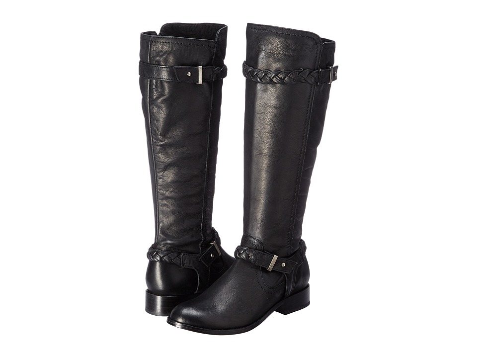 Johnston & Murphy - Laura (Black) Women's Boots