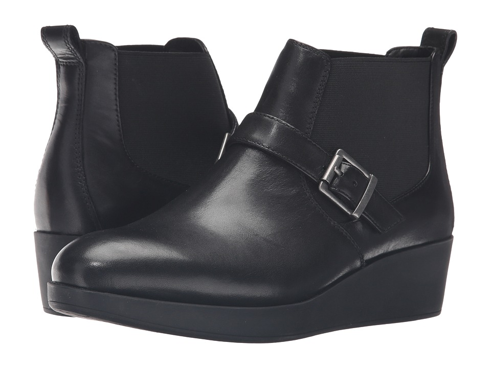 Johnston & Murphy - Danielle (Black Waterproof) Women's Boots