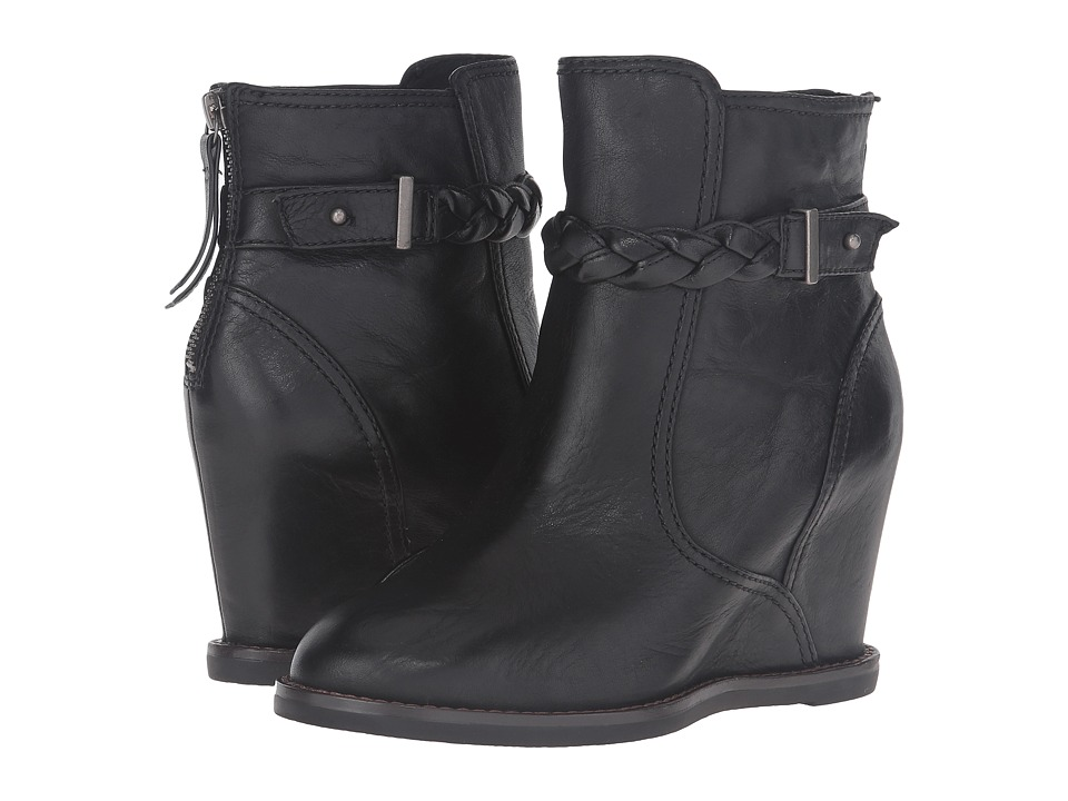 Johnston & Murphy - Regan (Black) Women's Boots