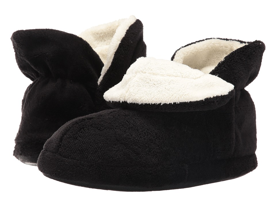 Patricia Green - Cozy (Black) Women's Slippers