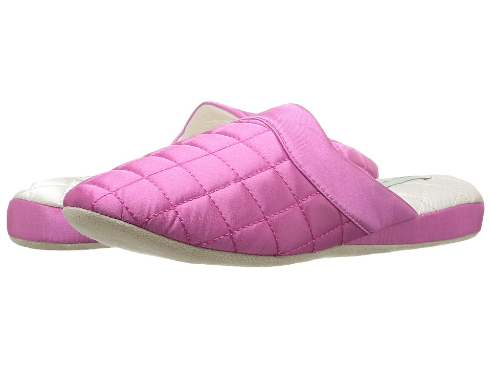 Patricia Green - Jackie (Fuchsia) Women's Slippers