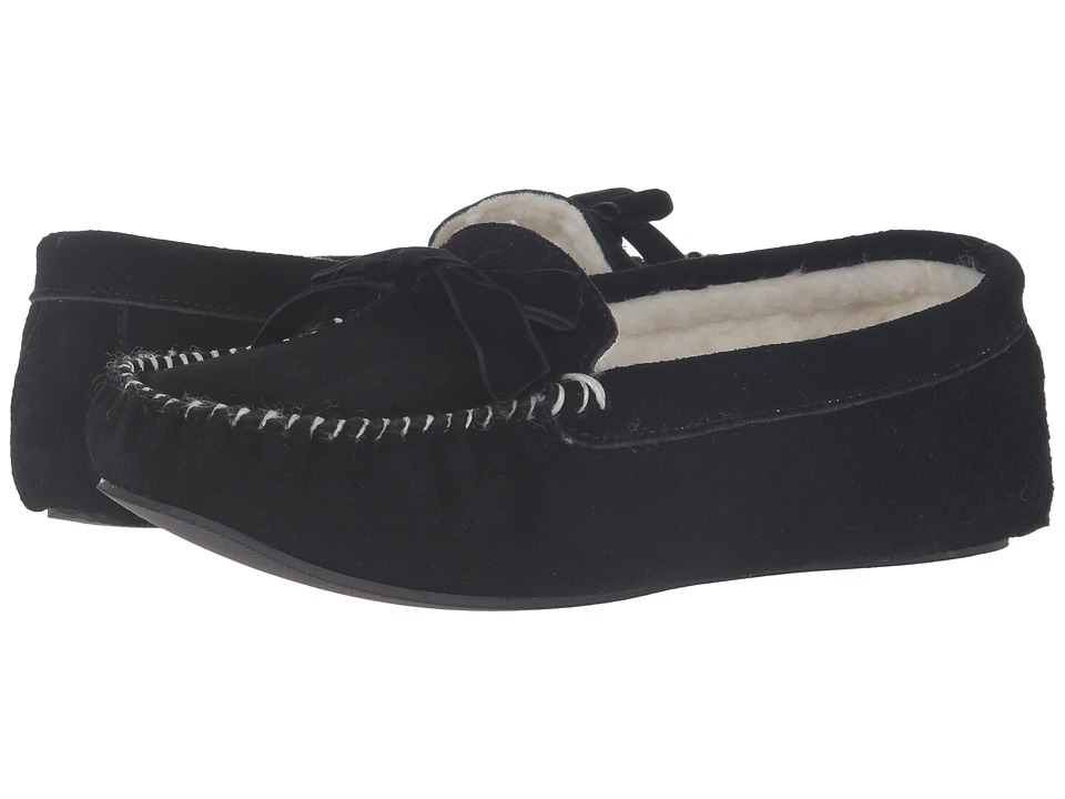 Patricia Green - Haley (Black) Women's Slippers