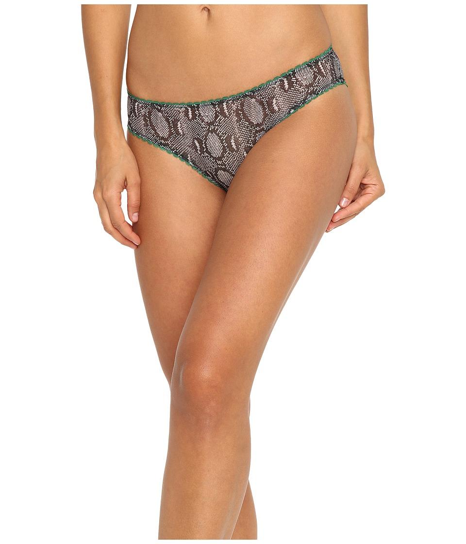 Stella McCartney - Florence Fluttering Bikini (Python Print) Women's Underwear