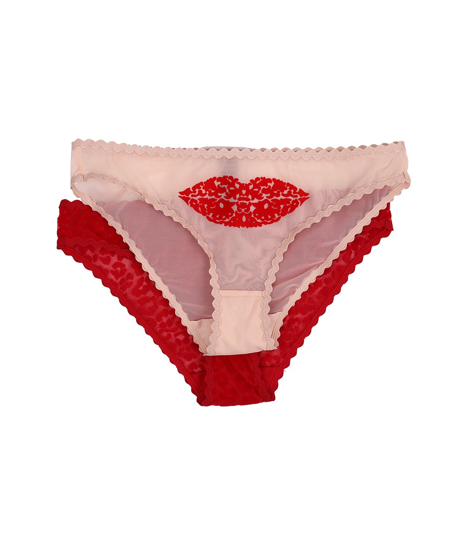 Stella McCartney - Gift Pack - Bikini (Red) Women's Underwear
