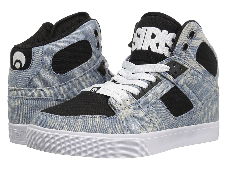 Osiris - NYC83 VLC (Hang/Loose/Lutzka) Men's Skate Shoes