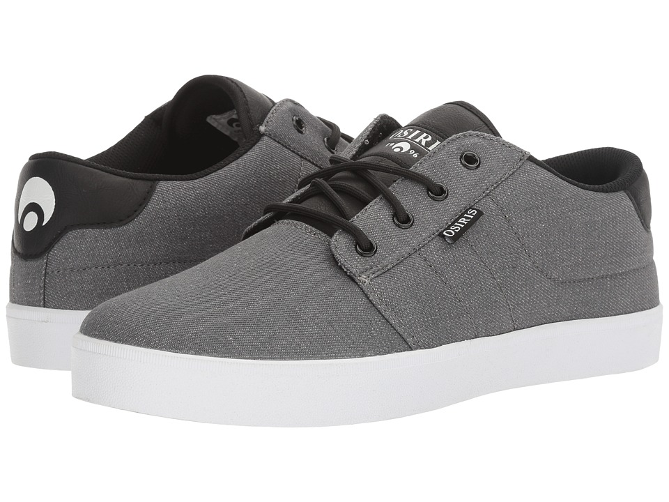 Osiris Mesa (Charcoal/White/Black) Men
