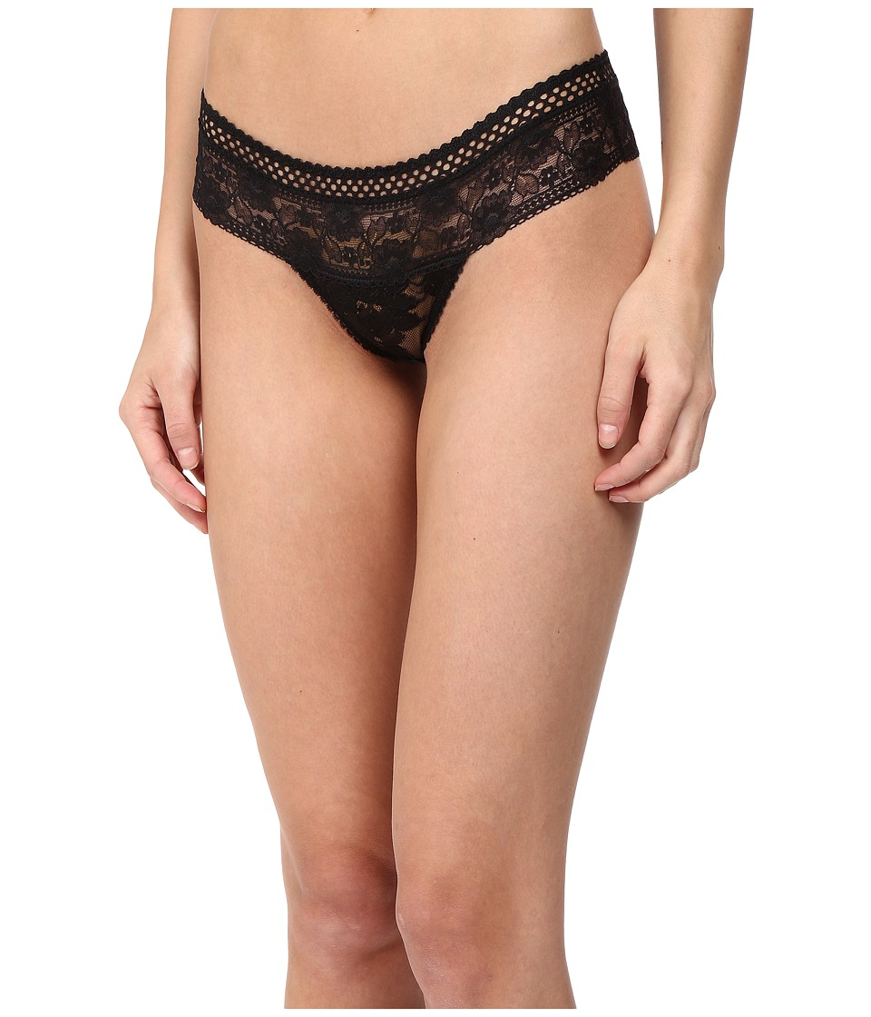 Stella McCartney - Naomi Gliding - Bikini (Black) Women's Underwear
