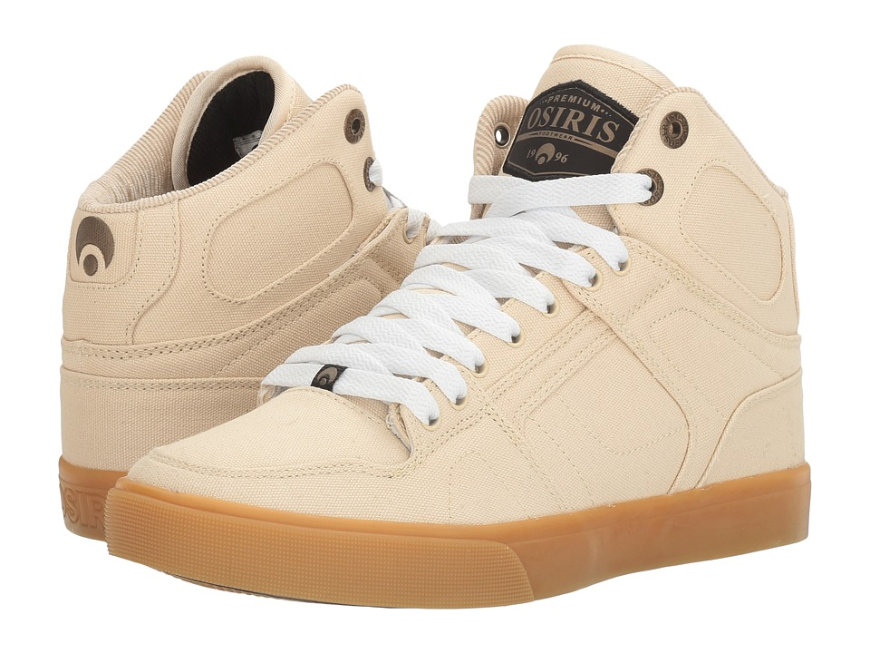 Osiris - NYC83 VLC DCN (Tan/Tan/Copper) Men's Skate Shoes