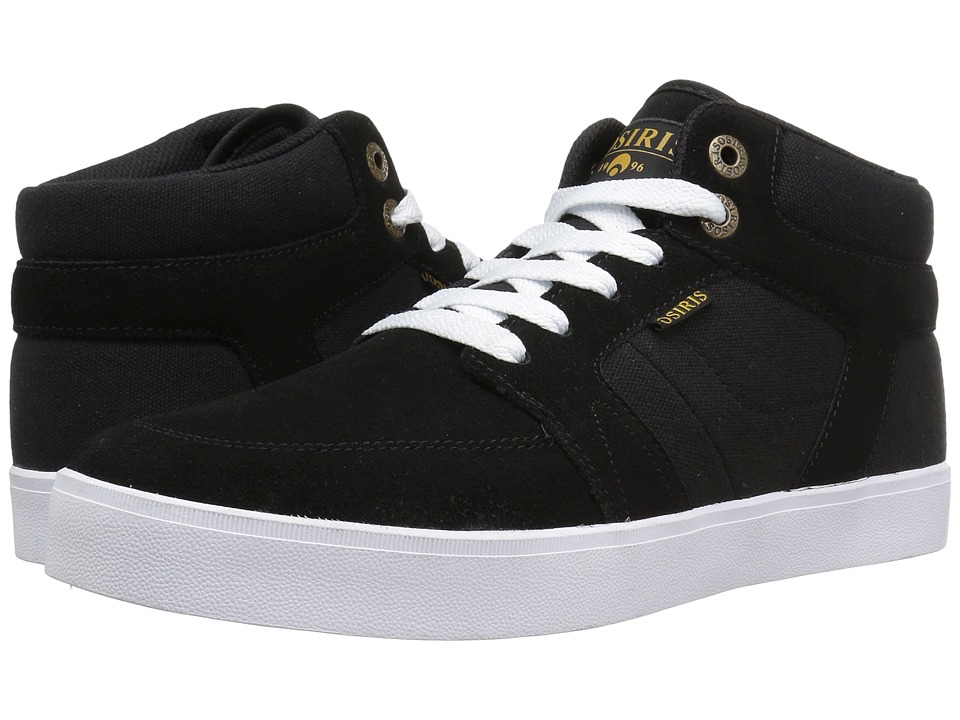 Osiris - Helix (Black/Black/Copper) Men's Skate Shoes