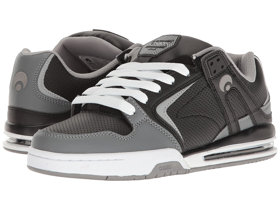 Osiris PXL (Charcoal/Grey/Black) Men