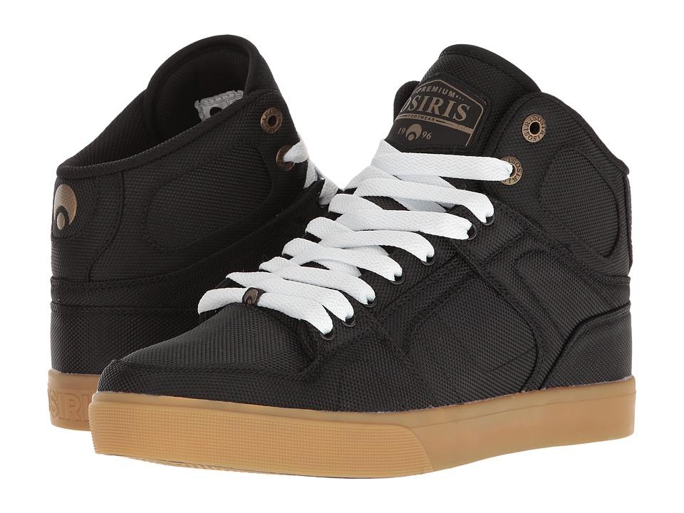 Osiris - NYC83 VLC DCN (Black/Black/Copper) Men's Skate Shoes