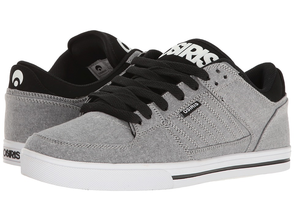 Osiris - Protocol (Grey/Oxford) Men's Skate Shoes