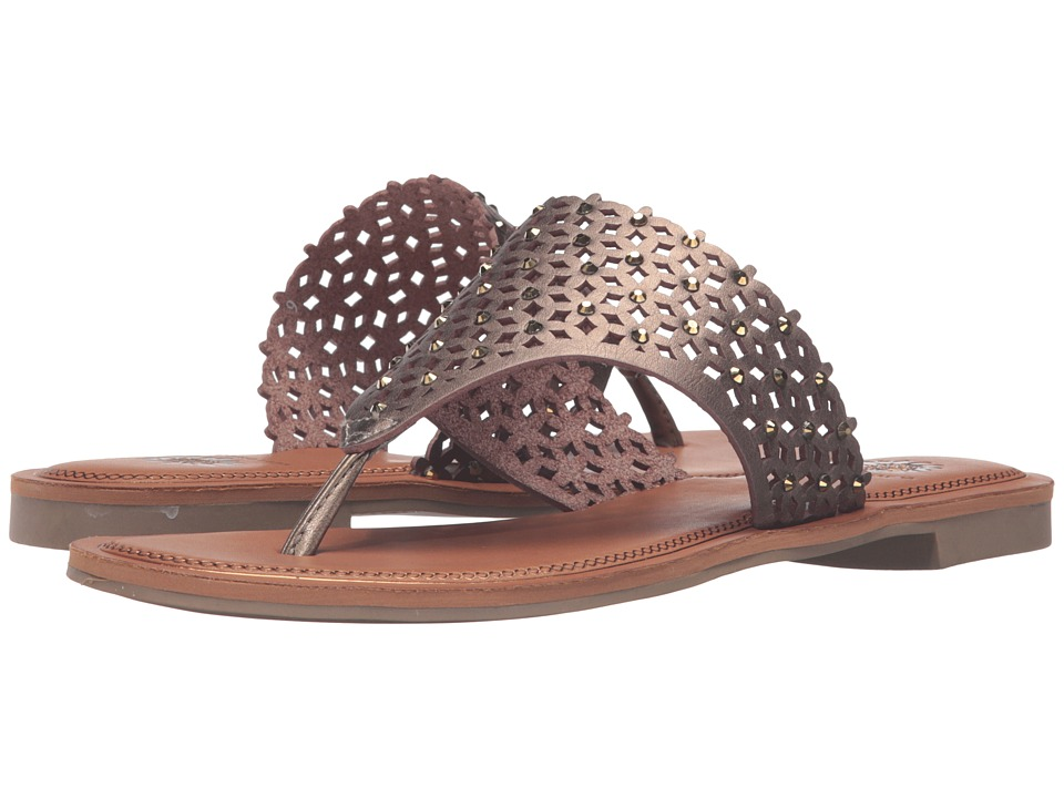 Yellow Box - Dream (Bronze) Women's Sandals