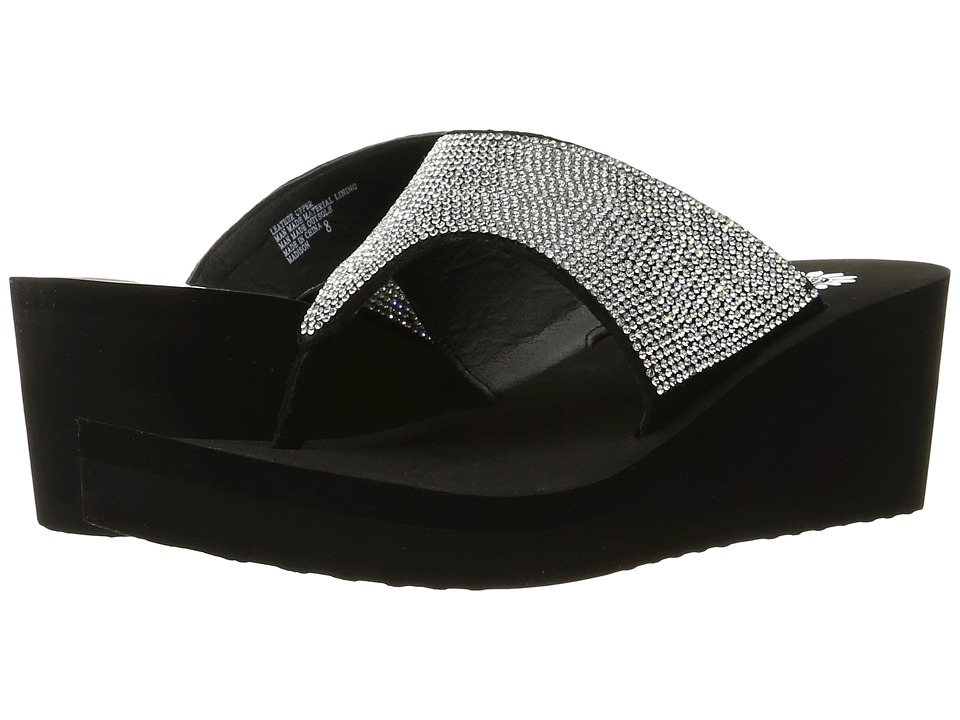 Yellow Box - Madison (Clear) Women's Sandals