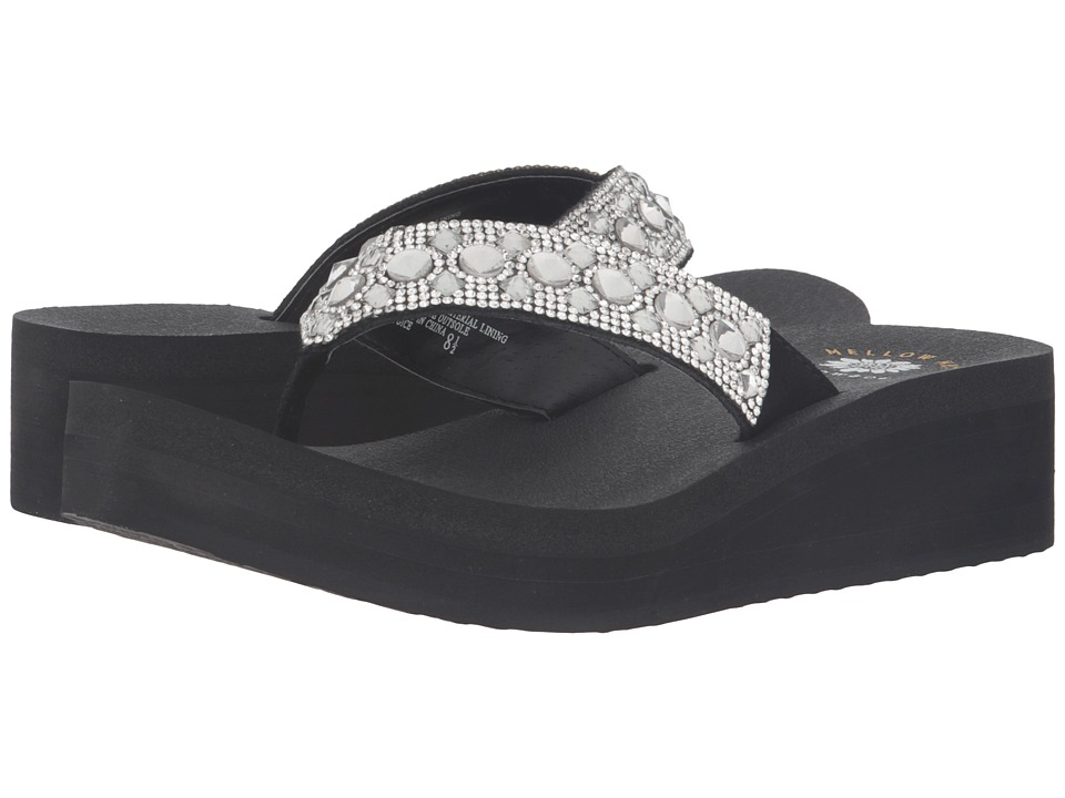 Yellow Box - Voice (Clear) Women's Sandals