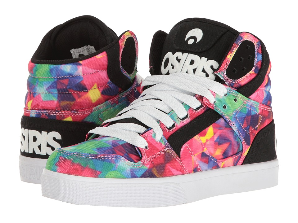 Osiris - Clone (Kaleidoscope) Women's Skate Shoes