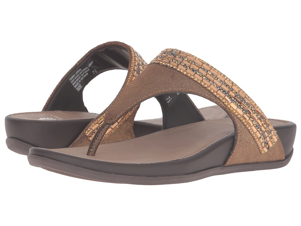 Yellow Box - Raise (Bronze) Women's Sandals