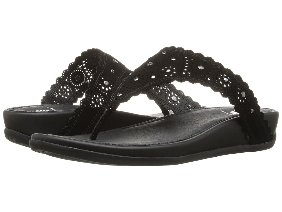 Yellow Box - Connor (Black) Women's Sandals