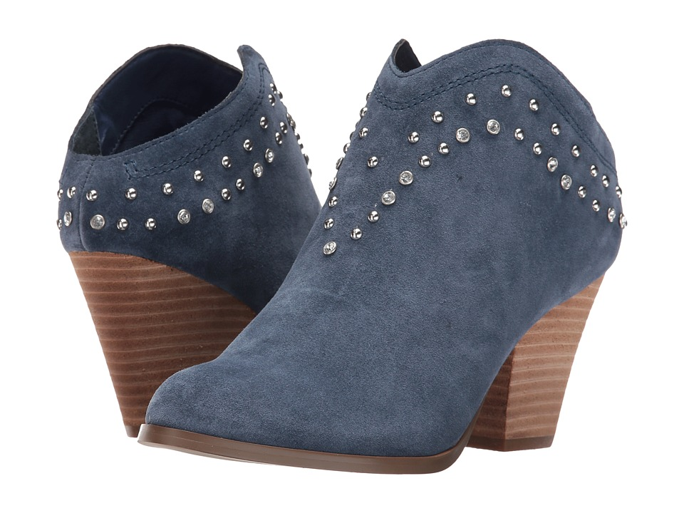 Yellow Box - Dip (Blue) Women's Boots
