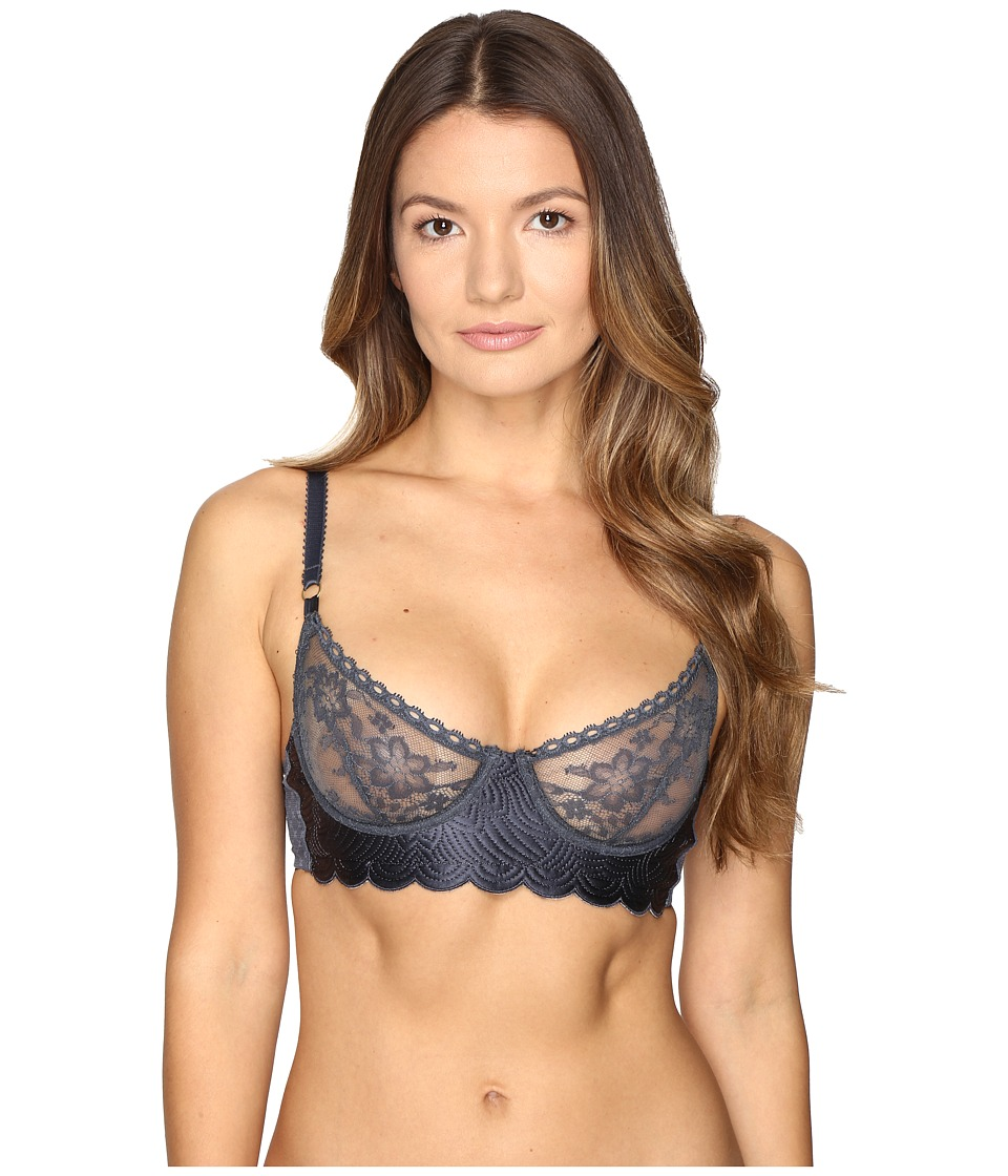 Stella McCartney - Rosie Dreaming - Underwire Long Line Bra S231-292 (Ombre Blue) Women's Lingerie