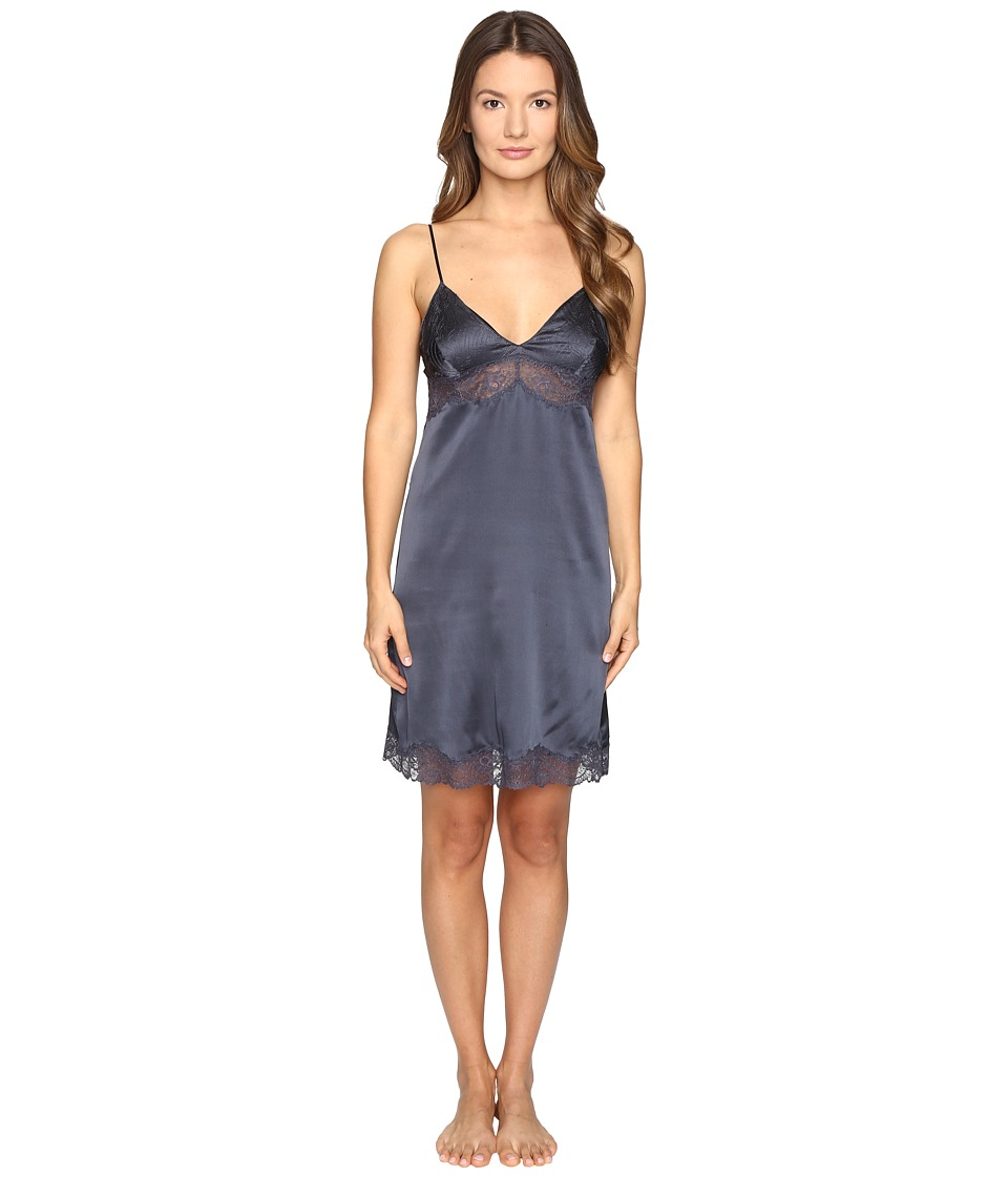 Stella McCartney - Rosie Dreaming - Chemise (Ombre Blue) Women's Pajama
