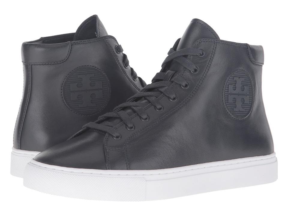 Tory Burch - Nola High Top Sneaker (Tory Navy) Women's Shoes