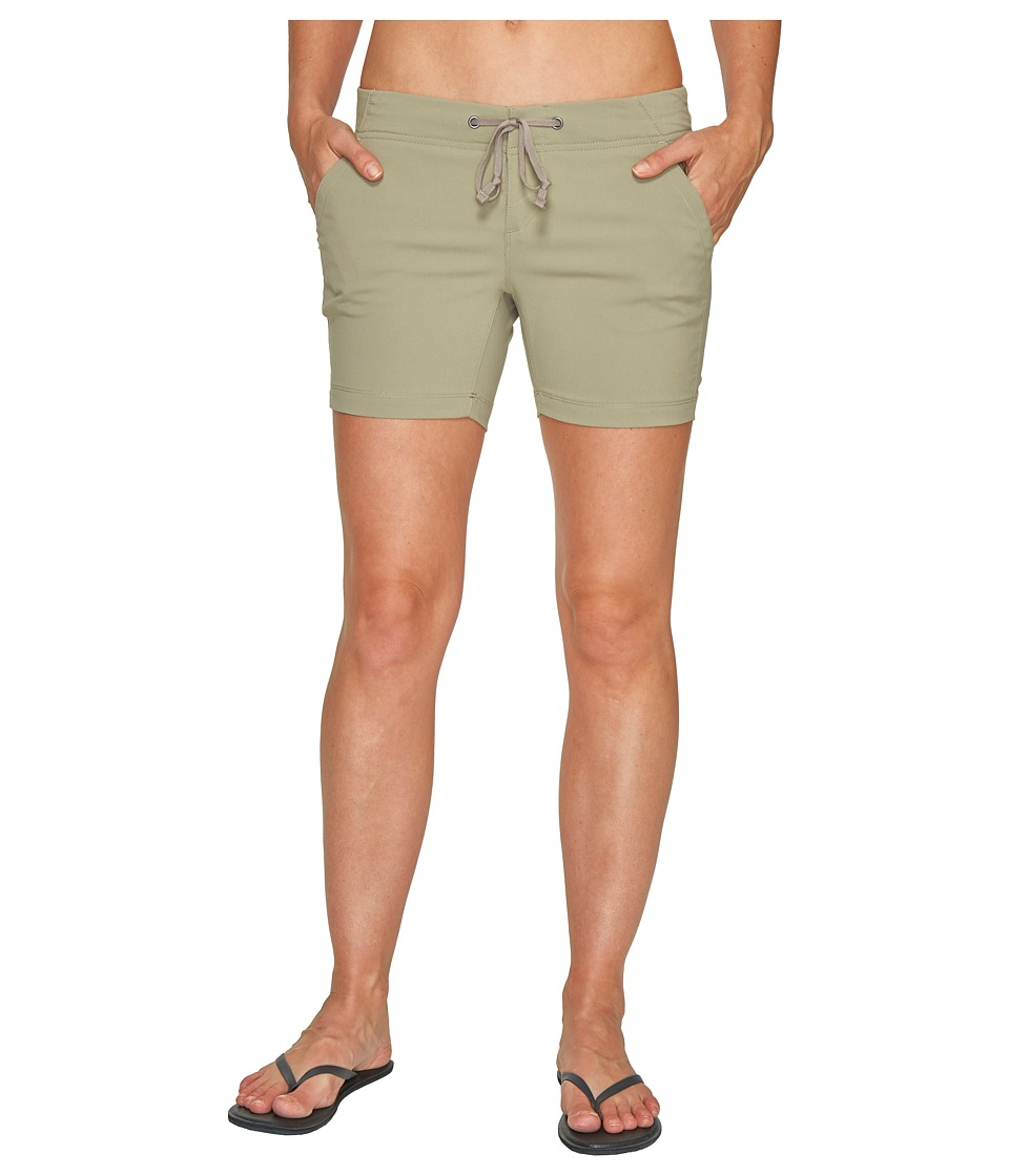 Columbia - Anytime Outdoor Shorts (Tusk) Women's Shorts