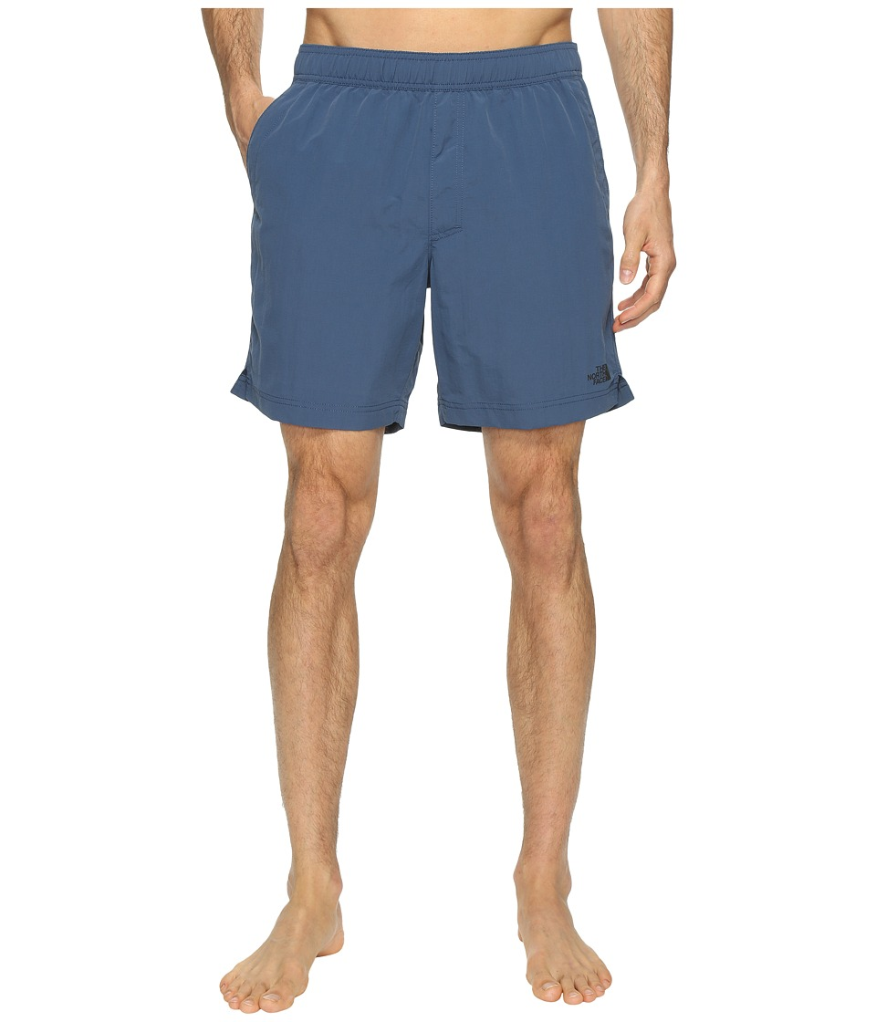 The North Face - Class V Pull-On Trunk (Shady Blue (Prior Season)) Men's Swimwear