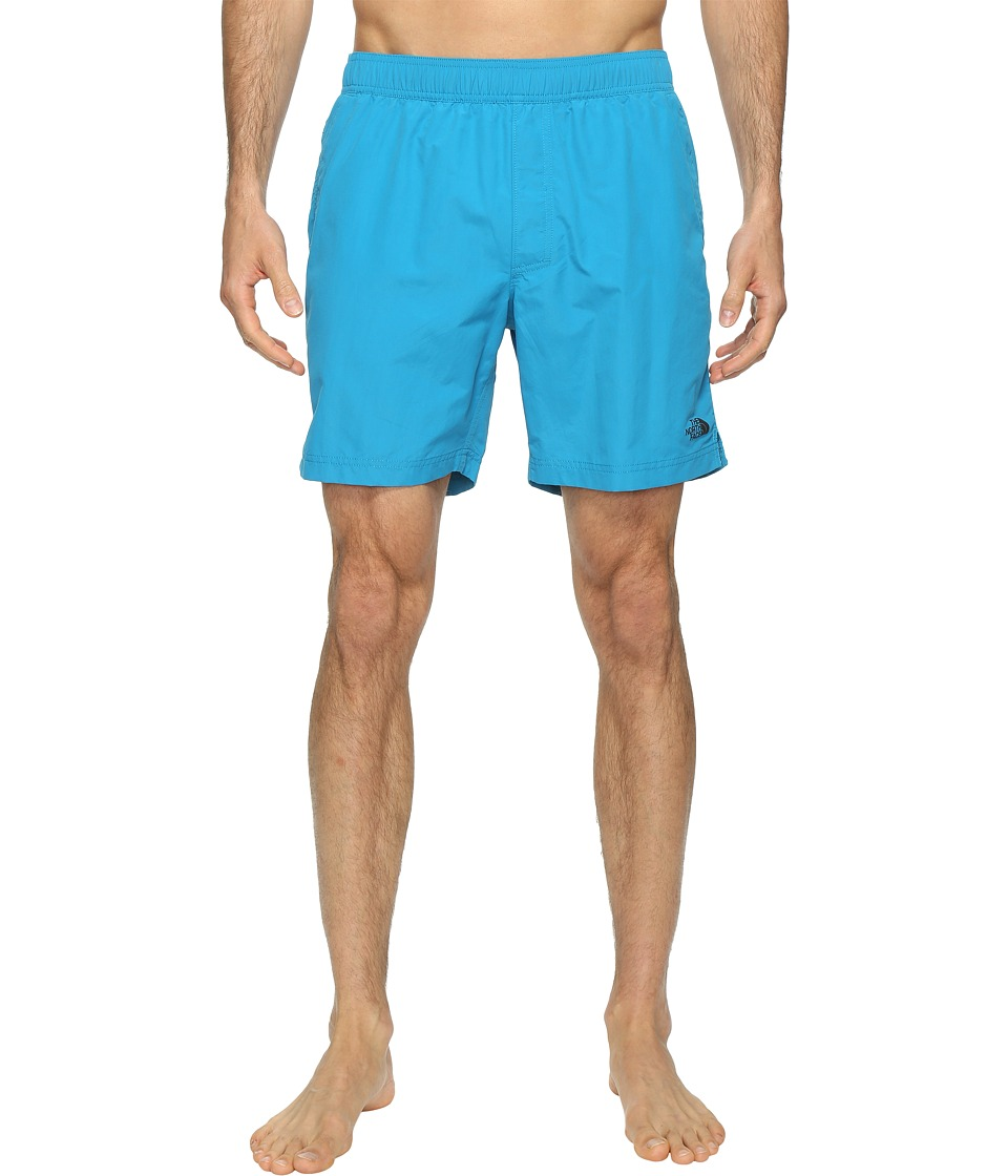 The North Face - Class V Pull-On Trunk (Baja Blue (Prior Season)) Men's Swimwear
