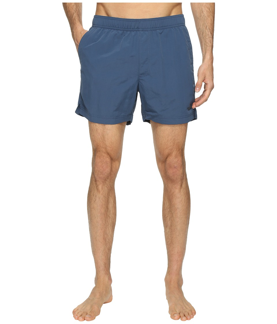The North Face Class V Pull-On Trunk Short (Shady Blue (Prior Season)) Men