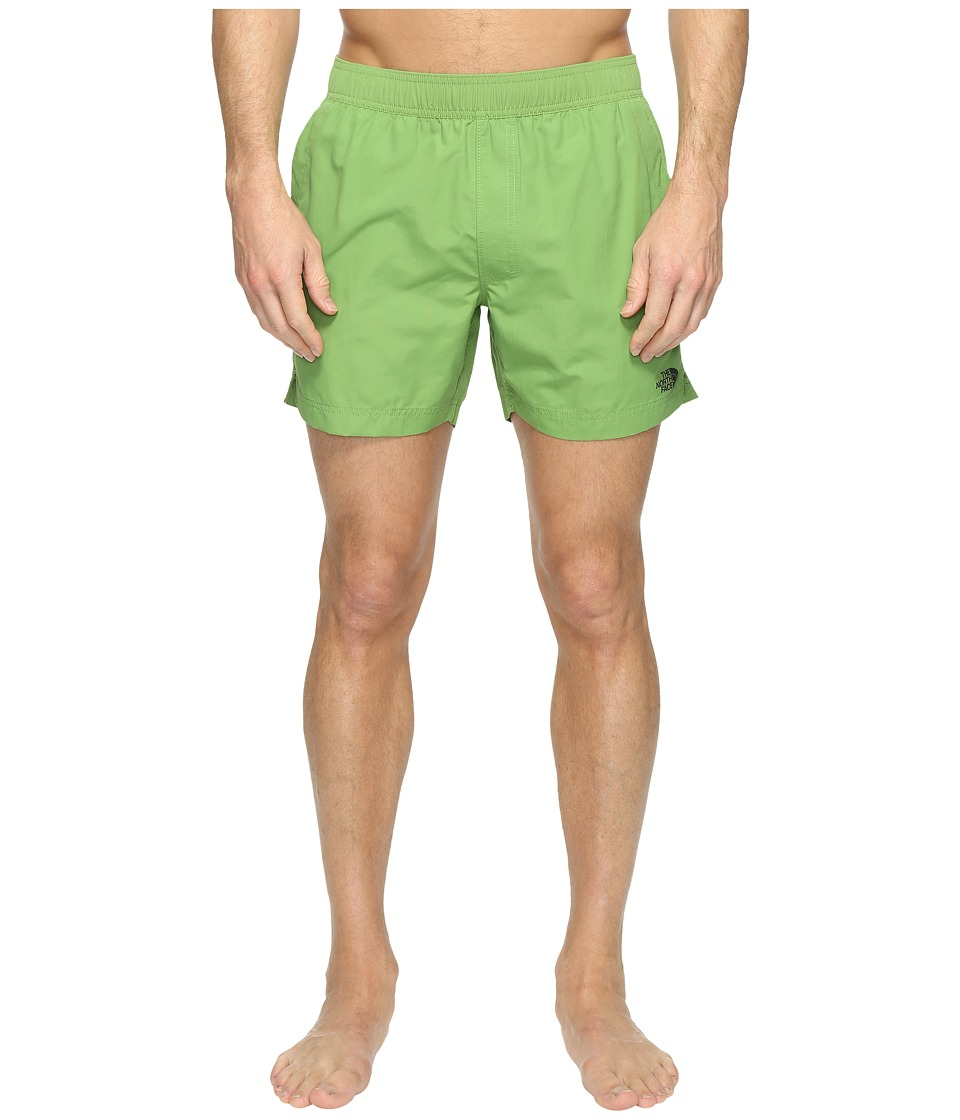 The North Face - Class V Pull-On Trunk - Short (Fluorite Green (Prior Season)) Men's Swimwear
