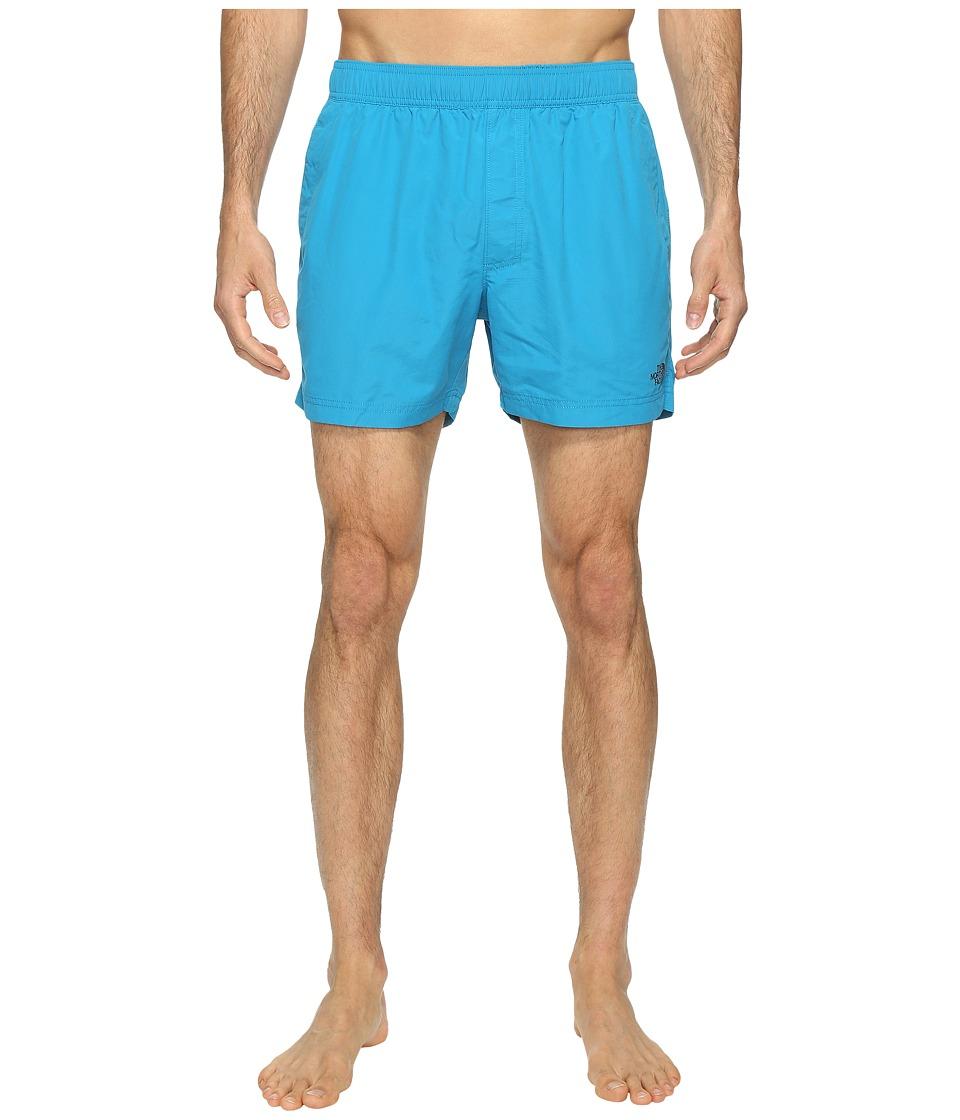 The North Face - Class V Pull-On Trunk - Short (Baja Blue (Prior Season)) Men's Swimwear