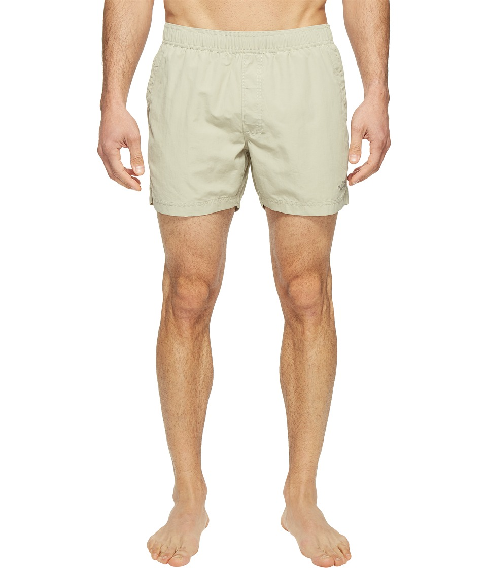 The North Face - Class V Pull-On Trunk - Short (Granite Bluff Tan (Prior Season)) Men's Swimwear