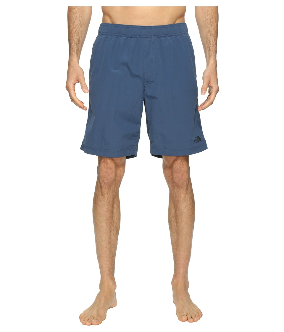 The North Face Class V Pull-On Trunk Long (Shady Blue (Prior Season)) Men