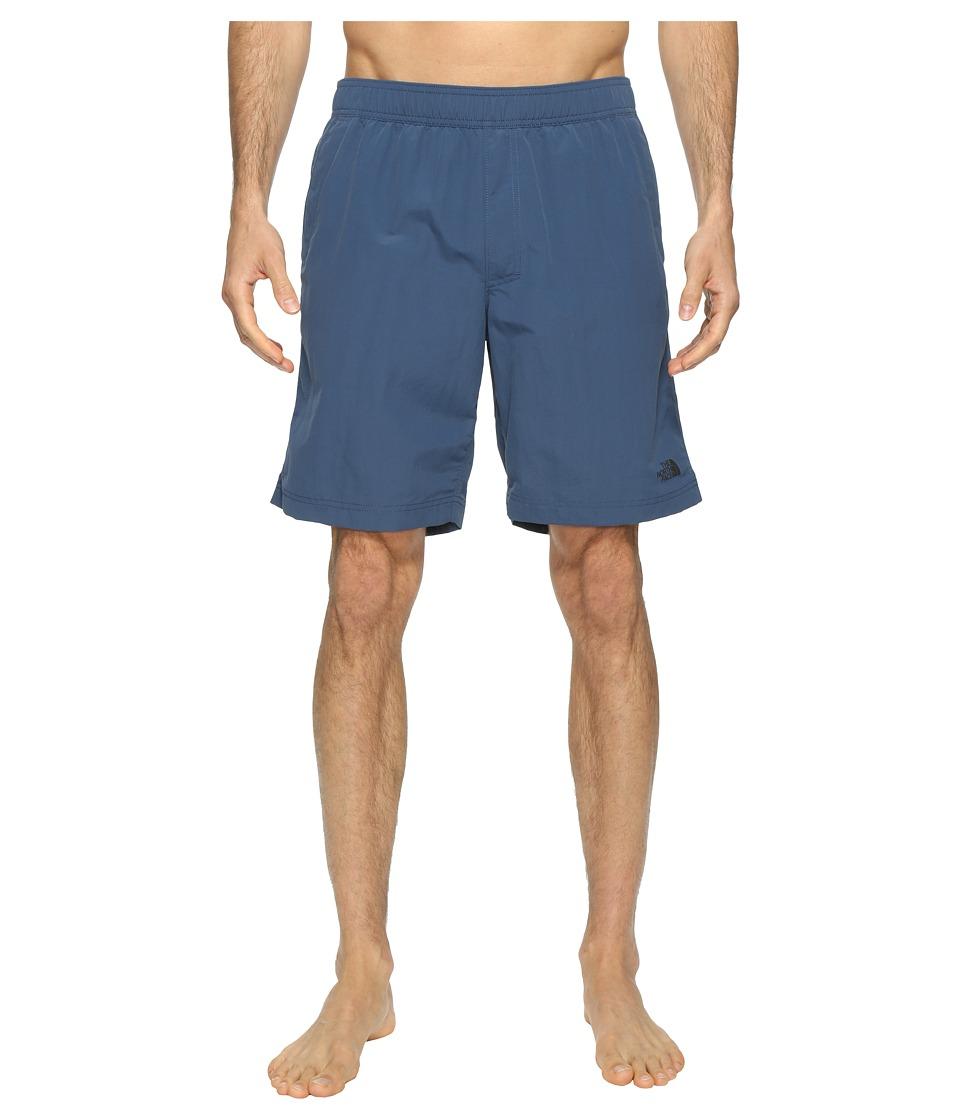 The North Face - Class V Pull-On Trunk - Long (Shady Blue (Prior Season)) Men's Swimwear