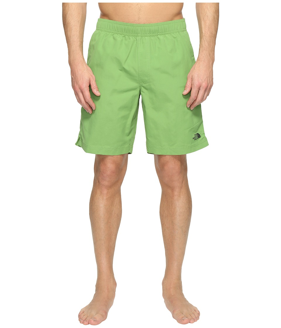 The North Face - Class V Pull-On Trunk - Long (Fluorite Green (Prior Season)) Men's Swimwear