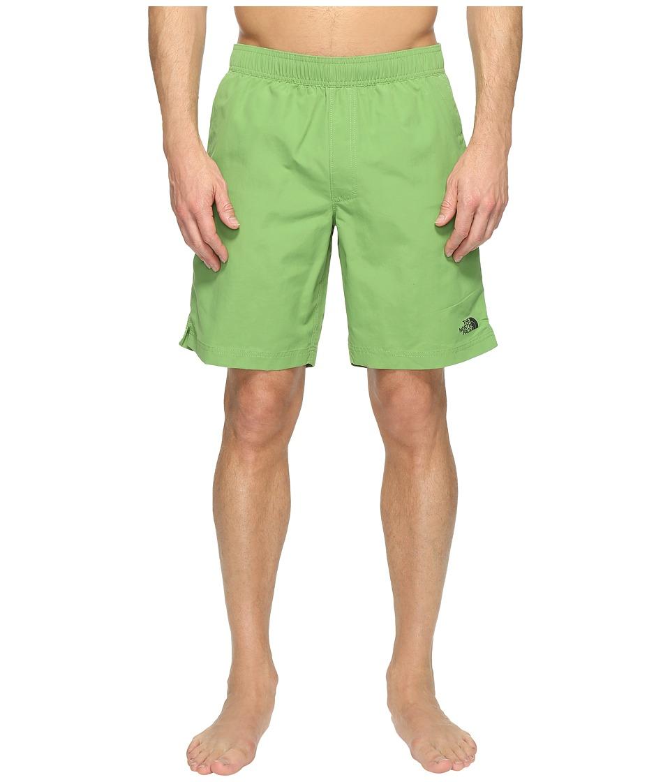 The North Face - Class V Pull-On Trunk - Long (Fluorite Green (Prior Season)) Men's Swimwear