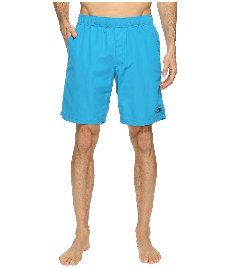 The North Face - Class V Pull-On Trunk - Long (Baja Blue (Prior Season)) Men's Swimwear