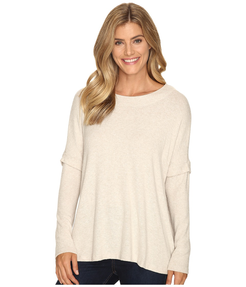 B Collection by Bobeau - Kris Slouch Dolman (Oatmeal) Women's Clothing