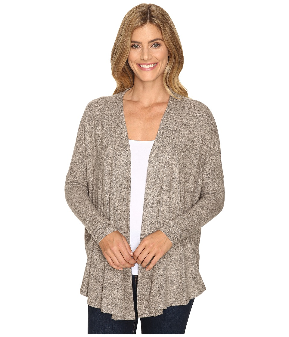 B Collection by Bobeau - Syden Relaxed Cardi (Dusty Rose) Women's Sweater
