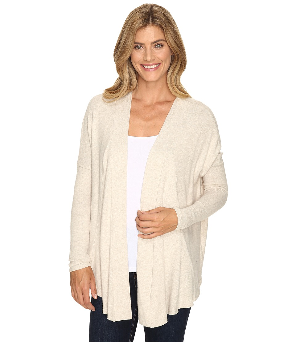 B Collection by Bobeau - Syden Relaxed Cardi (Oatmeal) Women's Sweater