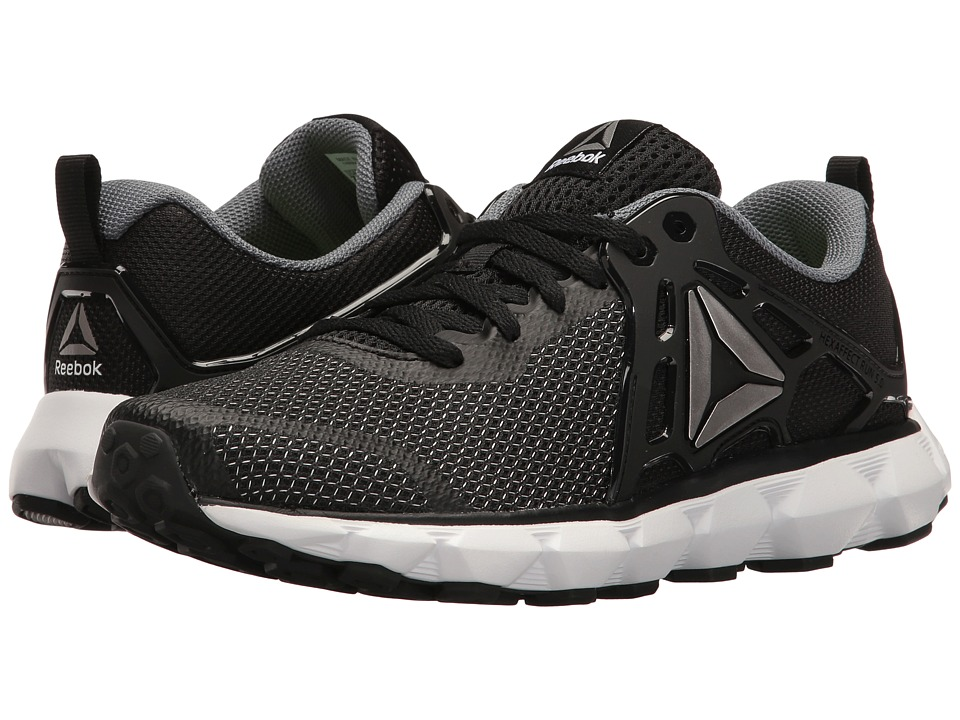 Reebok - Hexaffect Run 5.0 MTM (Black/Asteroid Dust/Pewter/White) Women's Running Shoes
